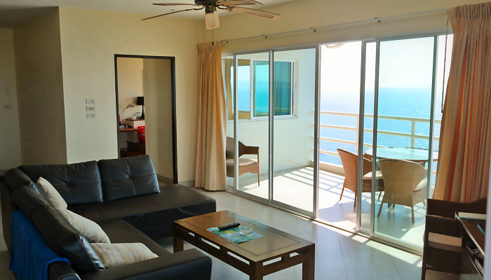 suite double executive View Talay Jomtien