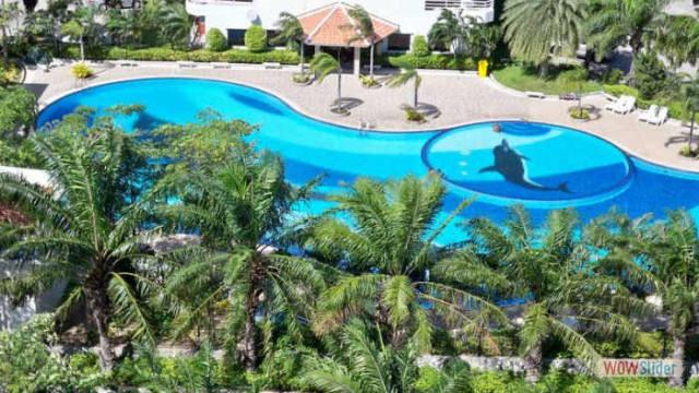 Appartement Pattaya Location