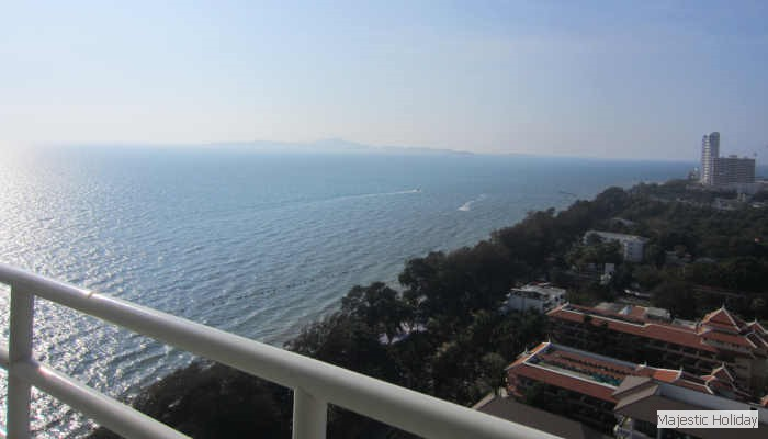 Suites exécutive corner ViewTalay Jomtien Pattaya