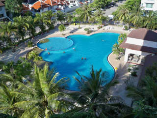 Your pool at View Talay Jomtien - Pattaya Thailand